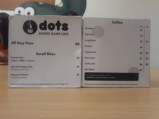Foto 6 - Menu di Dots Board Game Cafe oleh Chris Chan