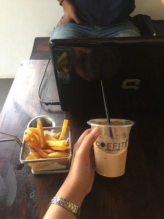 Foto Makanan di Coffite