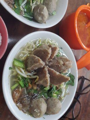 Foto 3 - Makanan(Bakso Urat) di Bakso Sapi Ratno oleh @stelmaris