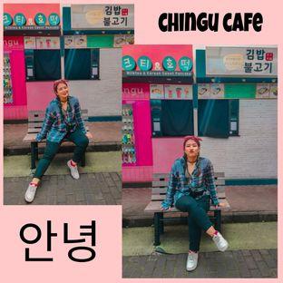 Foto review Chingu Korean Fan Cafe oleh Nika Fitria 7