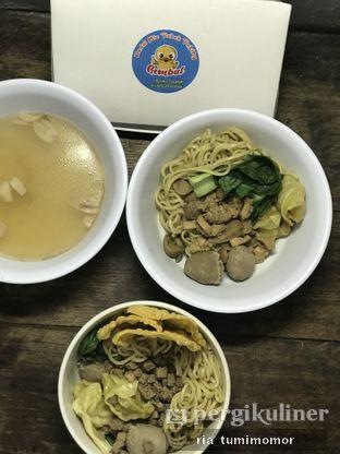 Foto 2 - Makanan di Kedai Mie Bebek Peking Gembul oleh riamrt