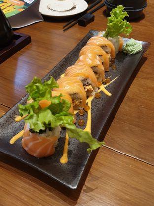 Foto 2 - Makanan(Norwegian roll) di Miyagi oleh Pengembara Rasa