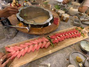 Foto 2 - Makanan di Chongqing Liuyishou Hotpot oleh Willy Sandi Delima