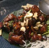 Foto Fried Kung Pao Chicken (IDR 78k)  di Penang Bistro