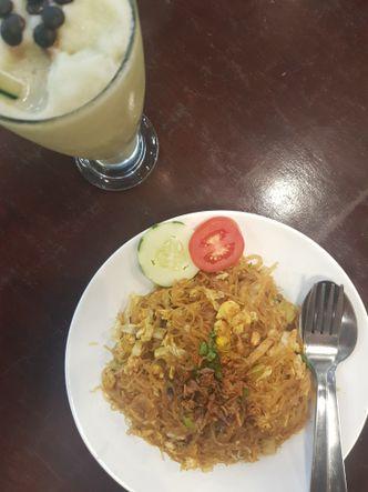 Foto Makanan di Angkringan Mak Joss