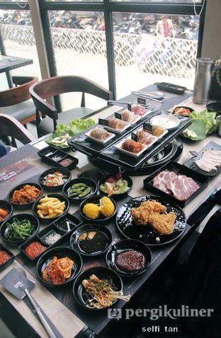 Foto 1 - Makanan di Flaming Mr Pig oleh Selfi Tan