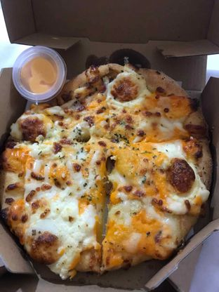Foto review Domino's Pizza oleh Meyrani Putri 1