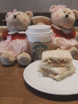 Foto Makanan di Starbucks Coffee