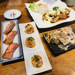 Foto 1 - Makanan di Sushi Masa oleh Margaretha Helena #Marufnbstory