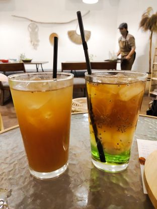 Foto 6 - Makanan(Apple Tea Ice & Leci Tea Ice) di Summerz oleh Afifah Romadhiani
