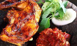 Ayam Penyet Spesial Ibu Yani