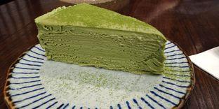 Foto 4 - Makanan(Inari Tori (IDR 49k)) di Amausaan Uji Matcha oleh Renodaneswara @caesarinodswr