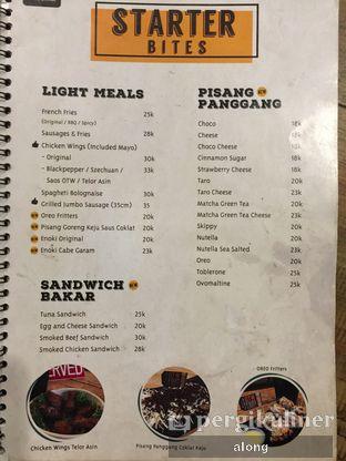 Foto 4 - Menu di OTW Food Street oleh #alongnyampah