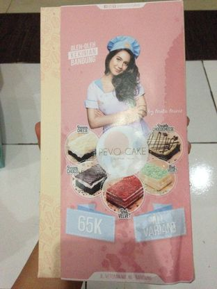Foto review Pevo Cake oleh Reni Andayani 1