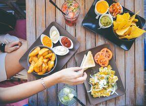 5 Makanan yang Paling Nikmat Bila Disantap Dengan Tangan