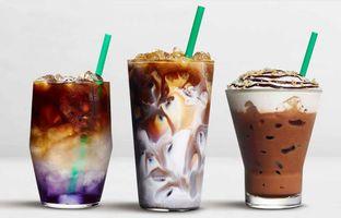 Foto 1 - Menu(iklan-nya :() di Starbucks Coffee oleh Komentator Isenk