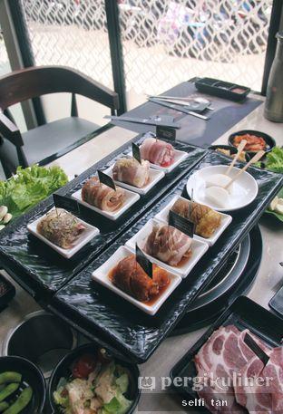 Foto 2 - Makanan di Flaming Mr Pig oleh Selfi Tan