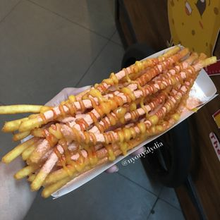 Foto 2 - Makanan di OMG Poteto oleh Lydia Adisuwignjo
