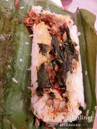 Foto Nasi Bakar Cumi Asin di Marie's Recipe
