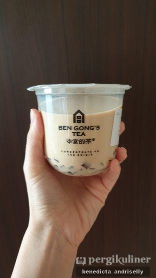 Foto - Makanan di Ben Gong's Tea oleh ig: @andriselly