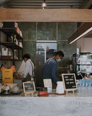 Foto review Cinta Lagi Coffee oleh Della Ayu 3