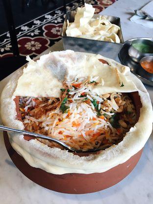 Foto 2 - Makanan(Nasi Briyani Veg) di Bambaiya oleh Jeljel