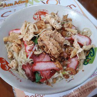 Foto 1 - Makanan(Wantamie Babi) di Depot Acu Aling oleh Agatha Maylie