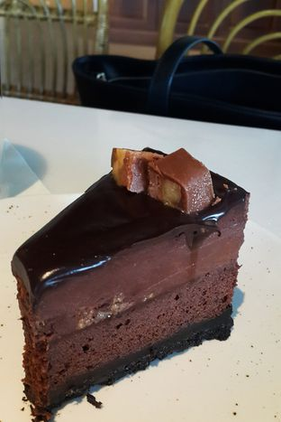 Foto 3 - Makanan(Snickers mud cakes) di Native Coffee Tribe oleh Claudia @claudisfoodjournal