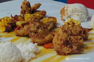 Foto 1 - Makanan di Warung Celup oleh Kuliner Addict Bandung