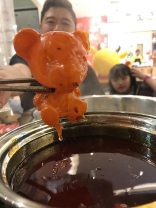 Foto 1 - Makanan(Mala bear ) di Chongqing Liuyishou Hotpot oleh Maria Theresia Hasmonio