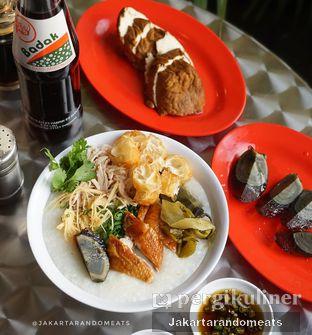Foto review Bubur Cap Tiger oleh Jakartarandomeats 1