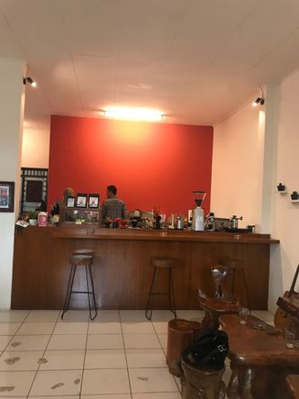 Foto Interior di Seanan Coffee