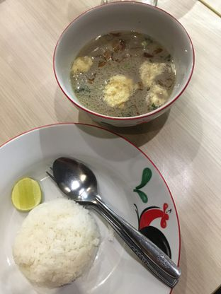 Foto 1 - Makanan di Kesawan Resto oleh debbyd
