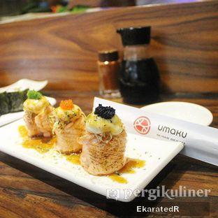 Foto 1 - Makanan di Umaku Sushi oleh Eka M. Lestari