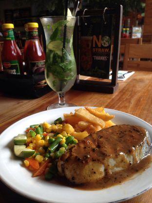 Foto review Abuba Steak oleh SM yani 1