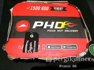 Foto review Pizza Hut Delivery (PHD) oleh Fransiscus  1