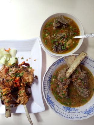 Foto 1 - Makanan di Sop Konro Perak oleh Vhera Moksin