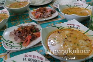 Foto 8 - Makanan di Soto Betawi H. Mamat oleh Ladyonaf @placetogoandeat