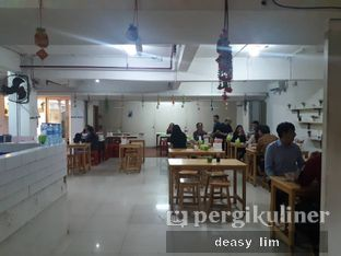 Foto 6 - Interior di Bakmi Ayam Alok oleh Deasy Lim