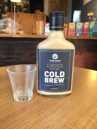 Foto review Monochrome Coffee oleh @generasibuncit  1