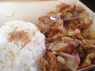 Foto - Makanan di Gerobak Ayam Geprek oleh Celine