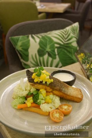 Foto 2 - Makanan(Norway Salmon) di The Kyfie Kitchen oleh Shella Anastasia