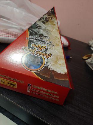 Foto 3 - Makanan(Martabak Tipis Kering) di Martabak Yasmine Raos oleh Rahmat Kurniawan Nugraha