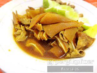 Foto 2 - Makanan di Bubur Ayam Tangki 18 Aguan oleh Fransiscus