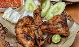 Ayam Bakar Cha - Cha