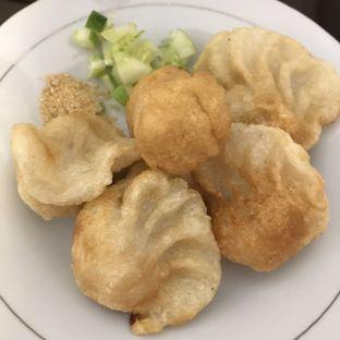 Foto 3 - Makanan(Pempek Kates/Pistel dan Adaan) di Pempek Puteri Sriwijaya oleh dishwasher