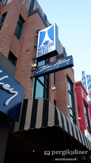 Foto 4 - Eksterior di Bleu Alley Brasserie oleh Mich Love Eat