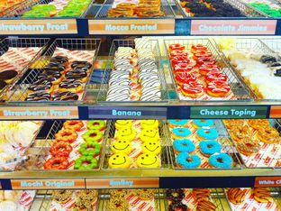 Foto 5 - Makanan di Dunkin' Donuts oleh Michael Wenadi