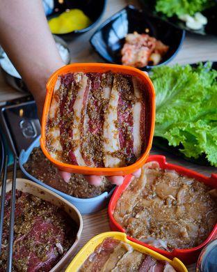 Foto 3 - Makanan di Cha Ra Da Korean BBQ oleh Stefanus Hendra