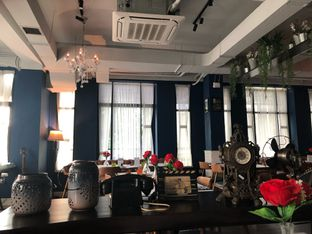 Foto 7 - Interior di Bleu Alley Brasserie oleh Windy  Anastasia